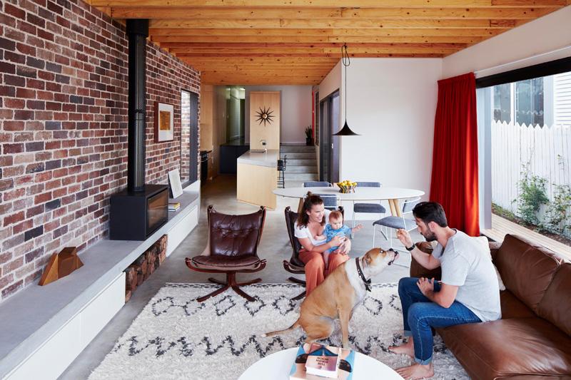 Maroubra House interior