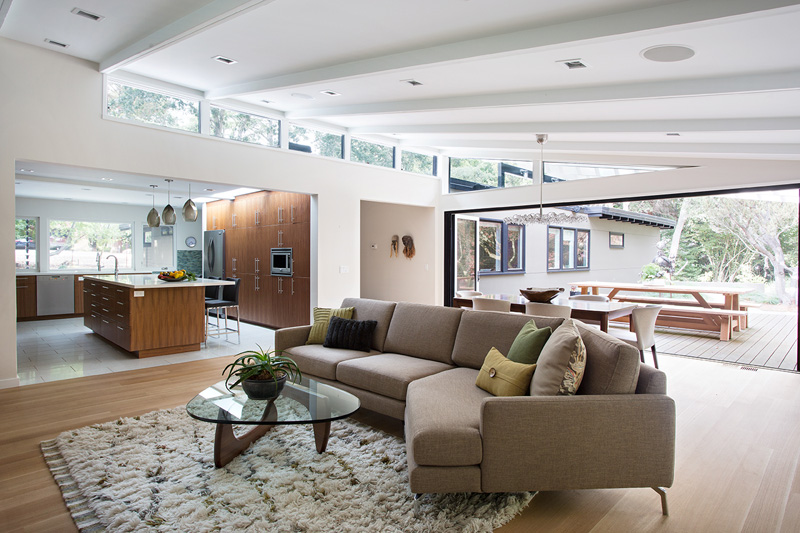 Mid Century Home Design. Midcentury Remodel open A Stunning Mid Century Modern Home in California  Design Lover