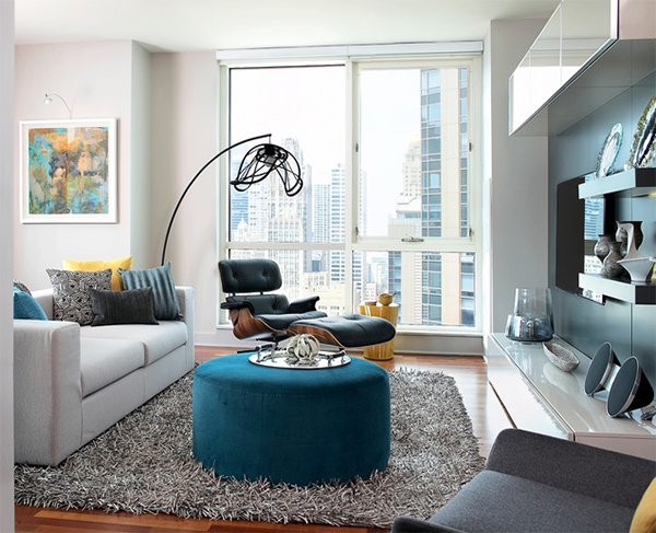 20 Design Ideas for Condo Living Areas