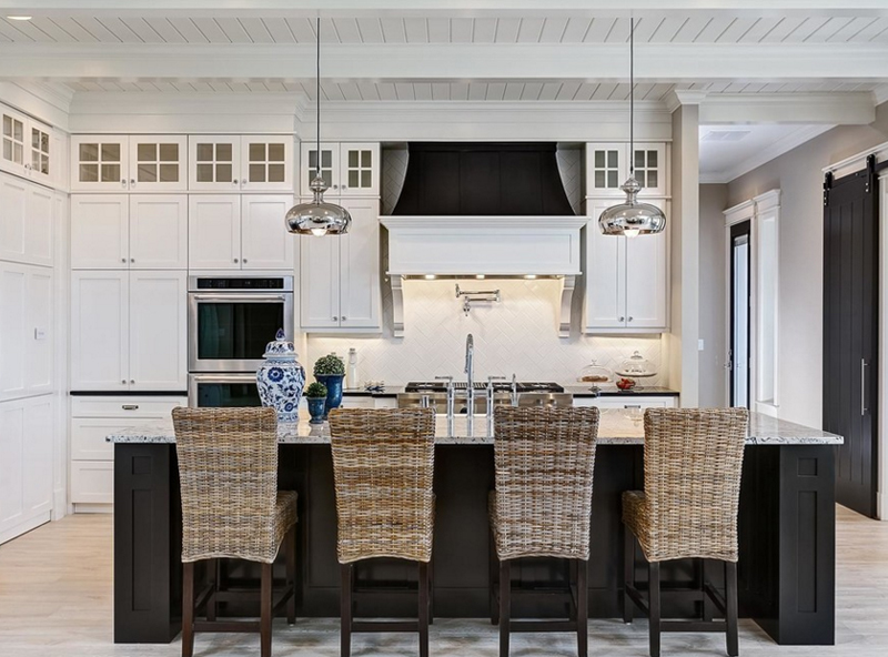 kitchens by design boise 20 interesting rattan chairs you can add to your kitchen 541
