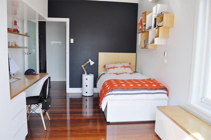 Wavell Heights bedroom