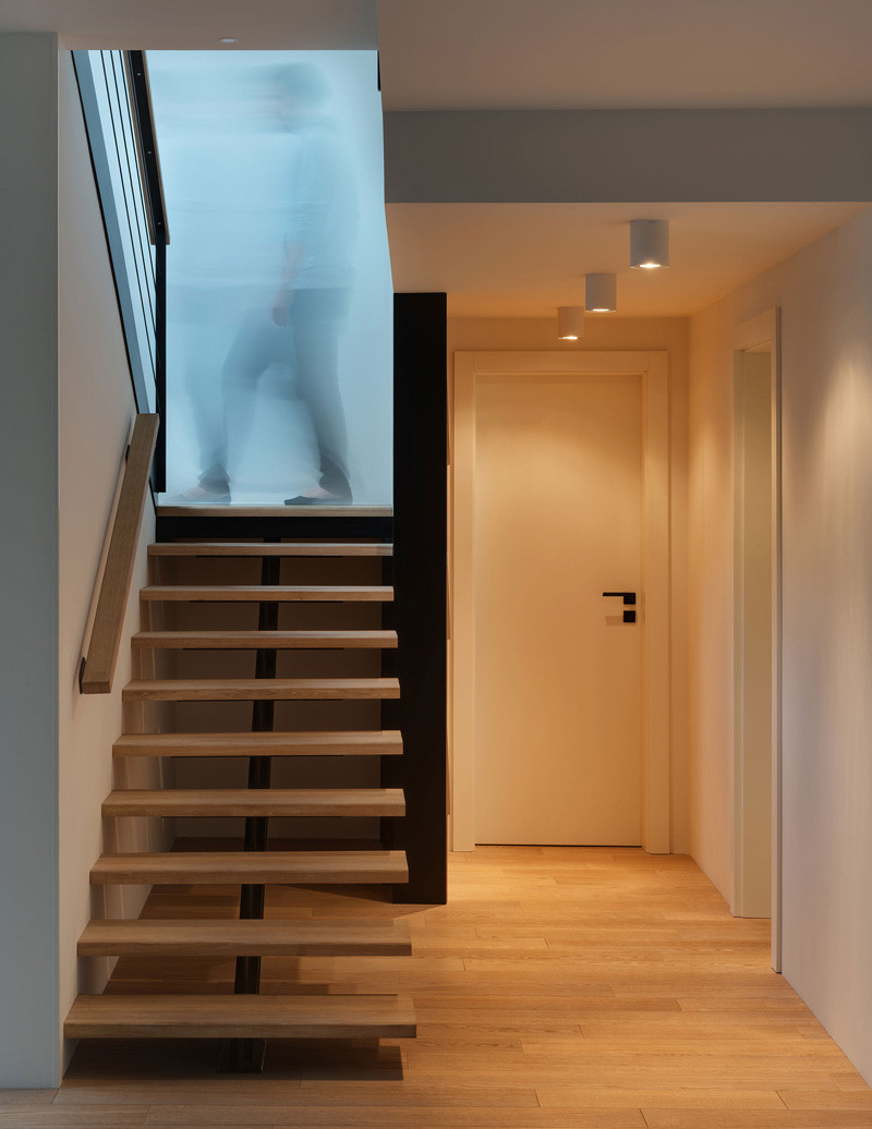 Apartment Slide stairs