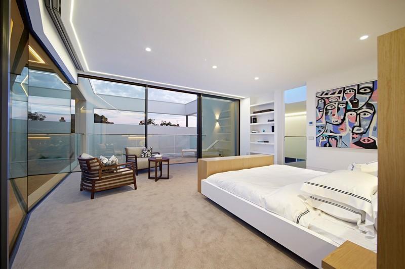 SVM Studio House master bedroom
