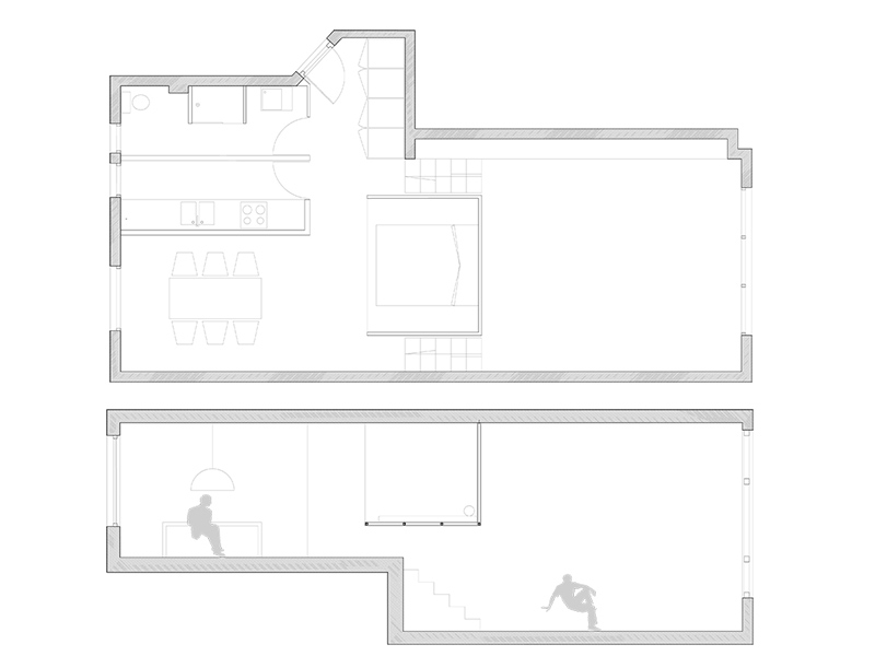 Valentin Apartment plan