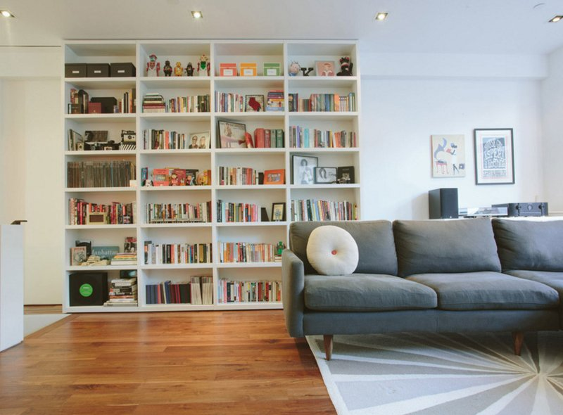 Lovely Floor To Ceiling Bookshelf
