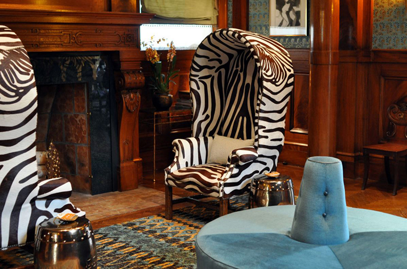 20 Zebra Print Accent Chair That Will Liven Up Your Living