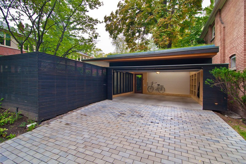 Fence Garage renovation