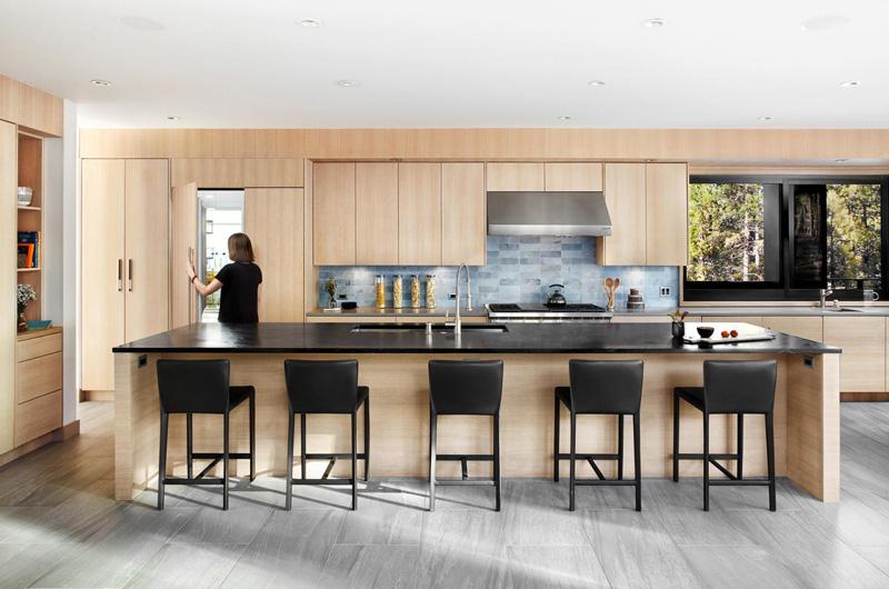Martis Dunsmuir House Kitchen