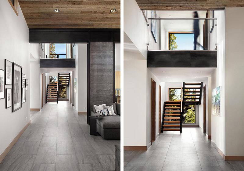 Martis Dunsmuir House Staircase