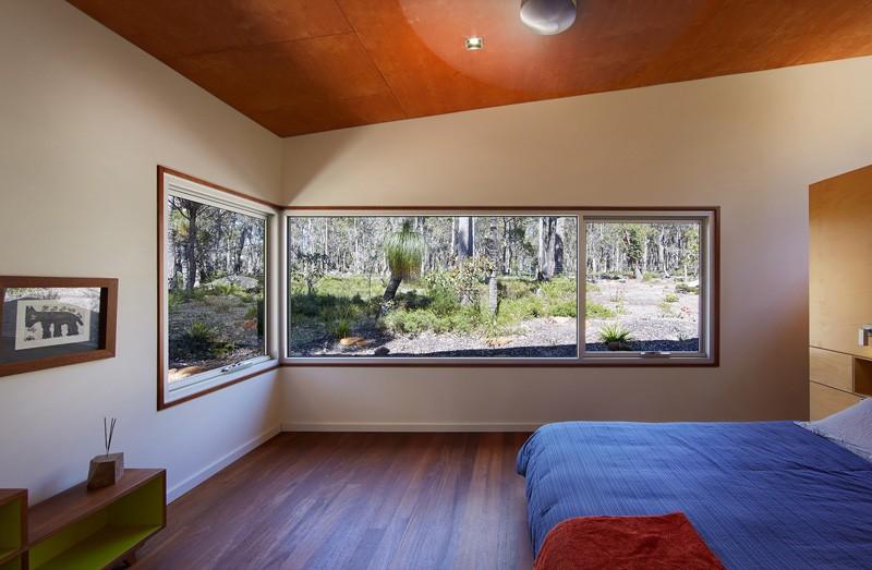 Bush House bedroom