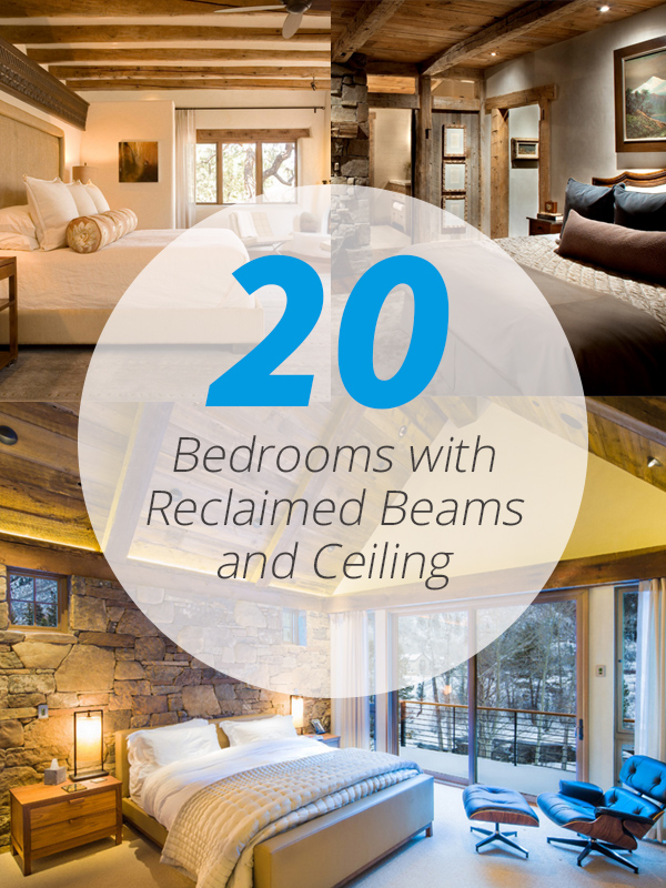 reclaimed ceiling bedrooms