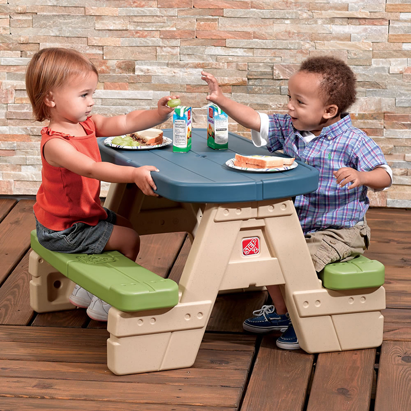 Awesome 20 Picnic Table Set For Kids For Endless Outdoor Fun Home Download Free Architecture Designs Scobabritishbridgeorg