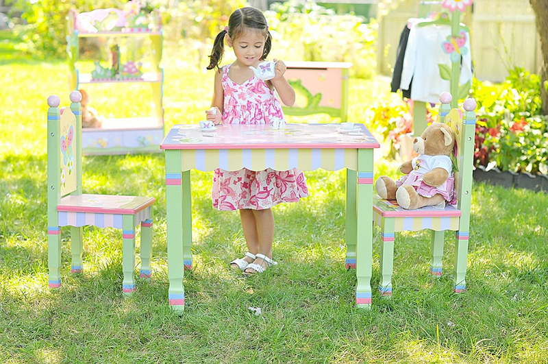 picnic table for girls