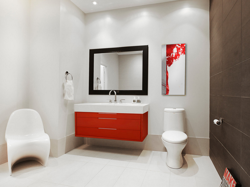 20 Pretty White Chairs In The Bathroom Home Design Lover