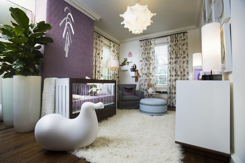 Musso Design Group - Modern Nursery