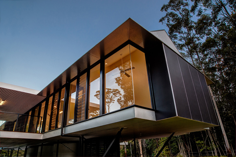 Platypus Bend House architecture