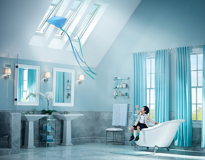 Velux Bathroom
