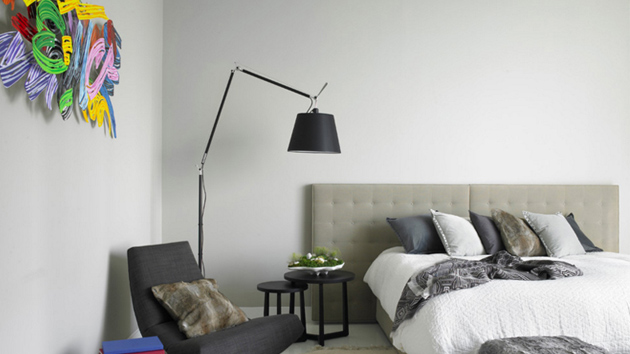 20 Contemporary Floor Lamps In The Bedroom