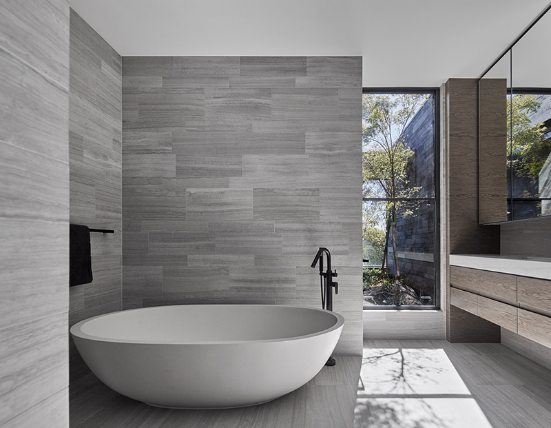 Canterbury Road Residence bathroom