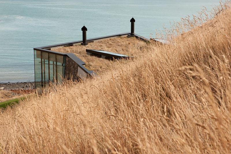 Seascape roof