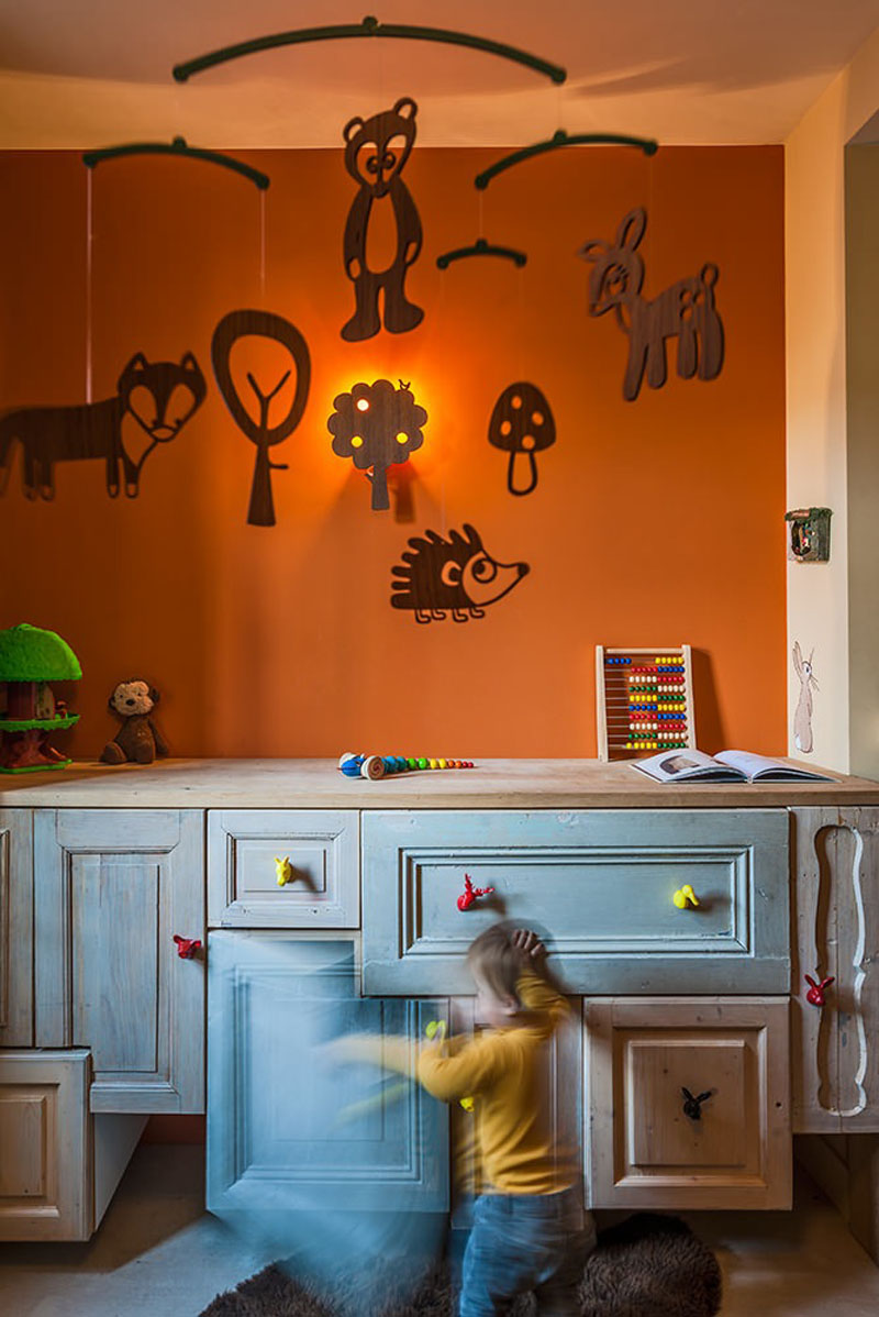 Amsterdam Office to Home toddler's bedroom