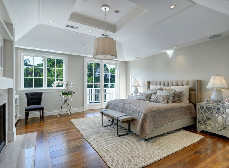 20 stunning bedrooms with nice planters home design lover for American classic bedroom