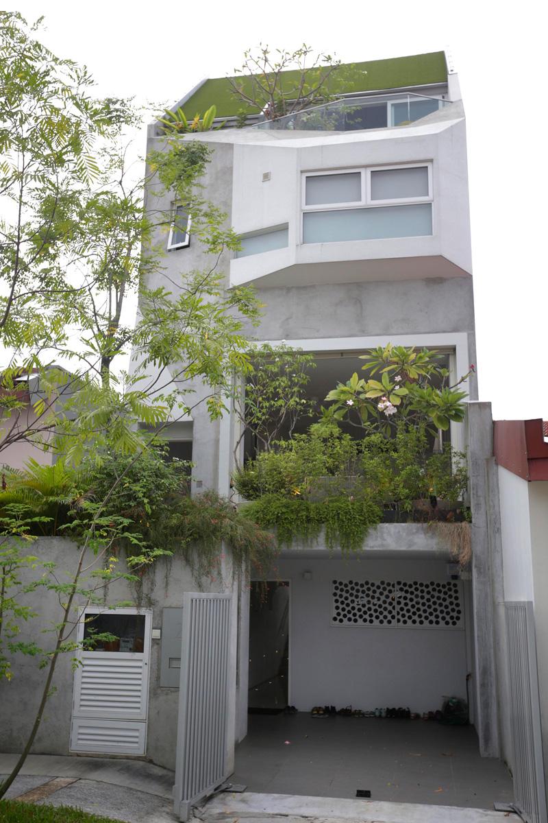 Contemporary Architecture in Singapore Building 2