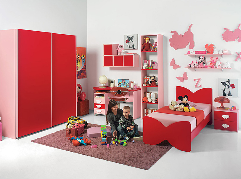 25 Modern Kids Bedroom Designs Perfect for Both Girls and Boys ...