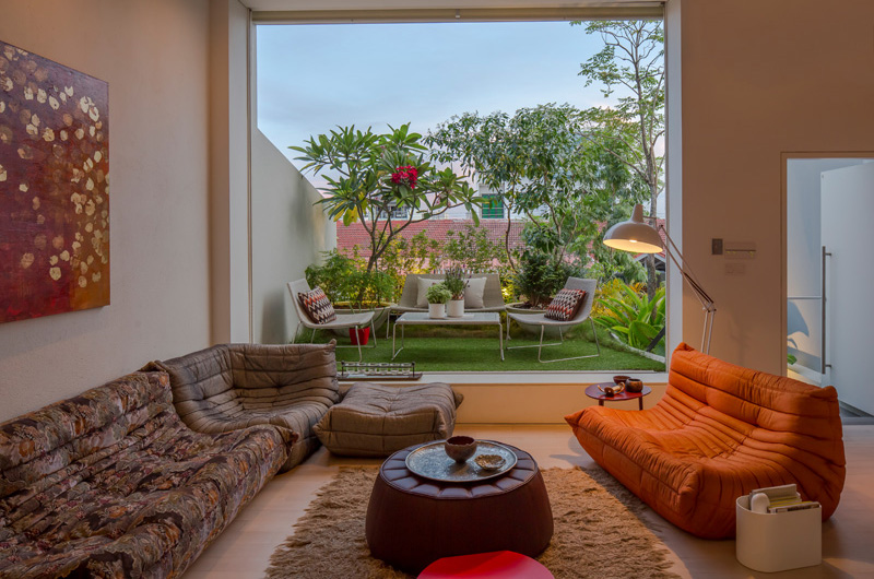 Contemporary Architecture in Singapore Interior 2