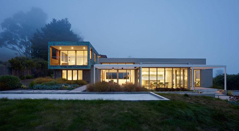 San Francisco Coastal Home