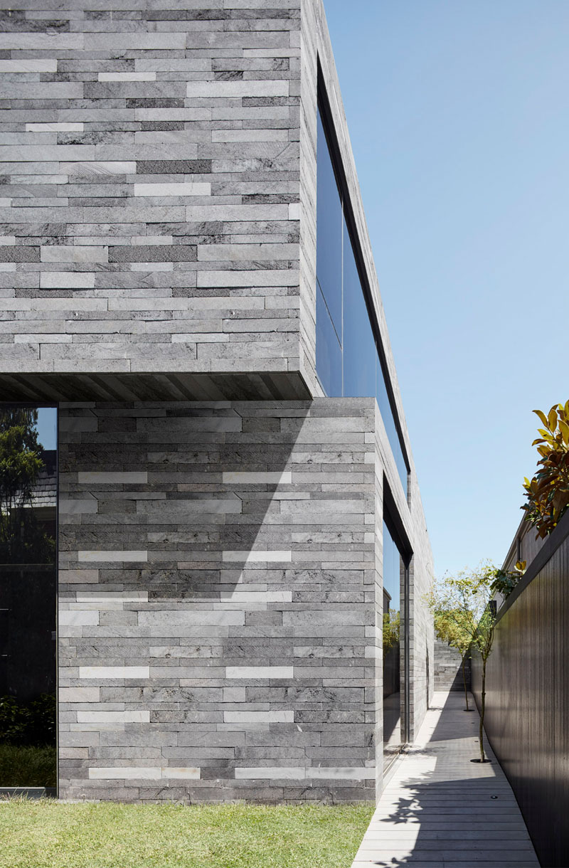 Canterbury Road Residence architecture