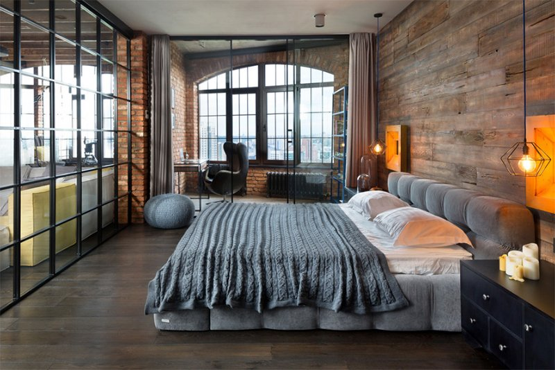 22 Mind Blowing Loft-Style Bedroom Designs | Home Design r Loft Bedroom Decorating on diy loft bedrooms, decorating bathrooms, decorating kitchen, decorating loft apartments, decorating loft ceilings,