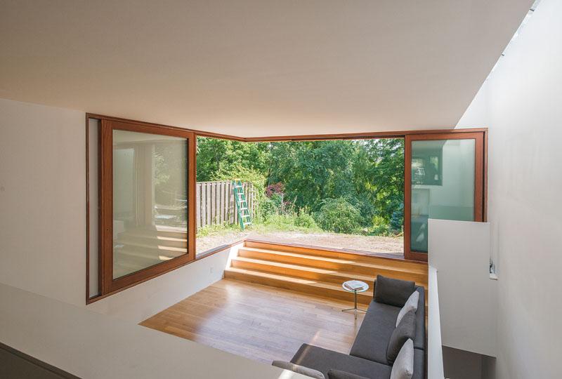 Bala Line living area