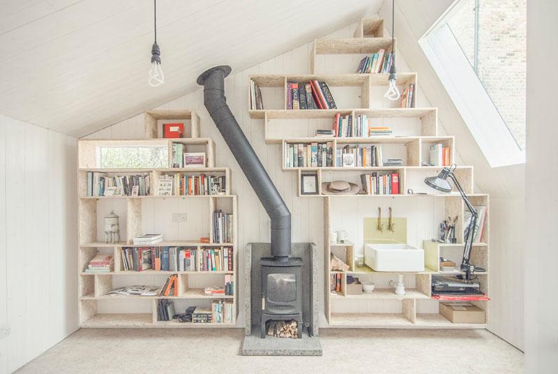 Bookshelf Unique
