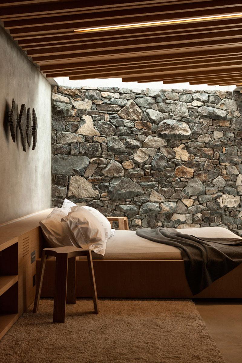 Seascape bedroom