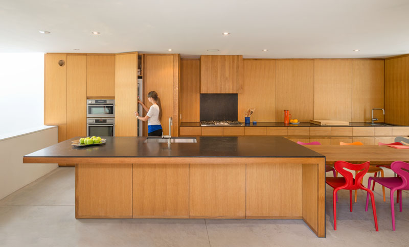 Modern F-5 Residence Kitchen