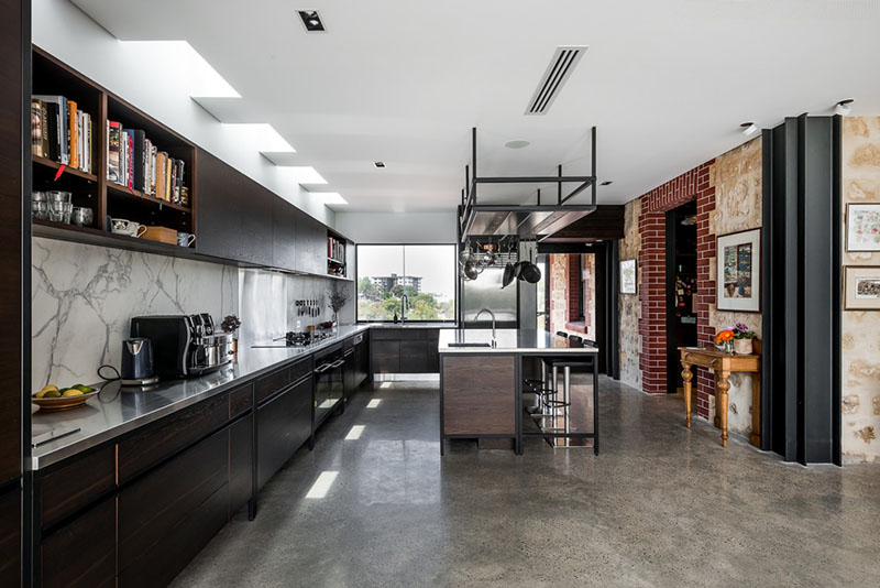 Contemporary Extension kitchen