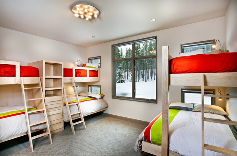 Peak 8 Penthouse - Bedrooms