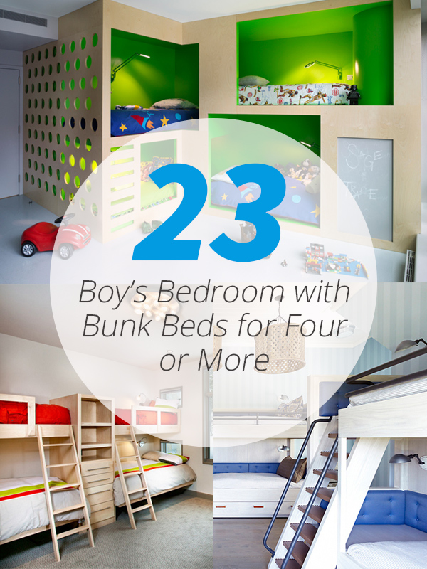 bunk bed boys more