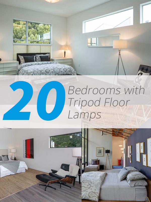 tripod bedrooms