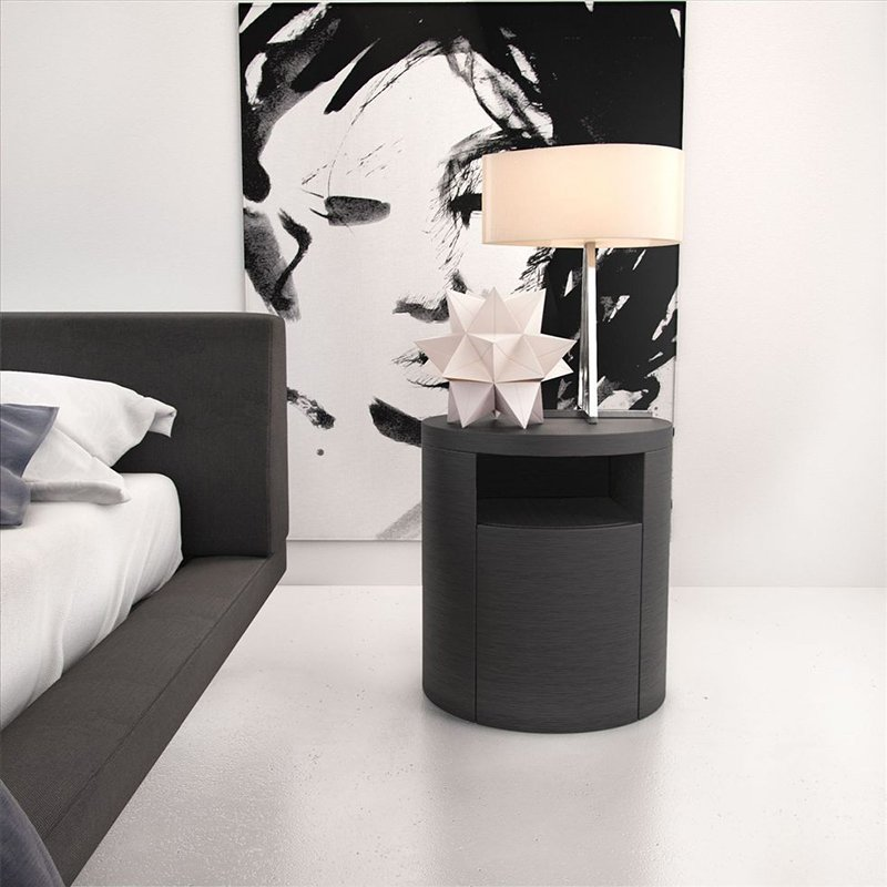 Mulberry Nightstand by ModLoft