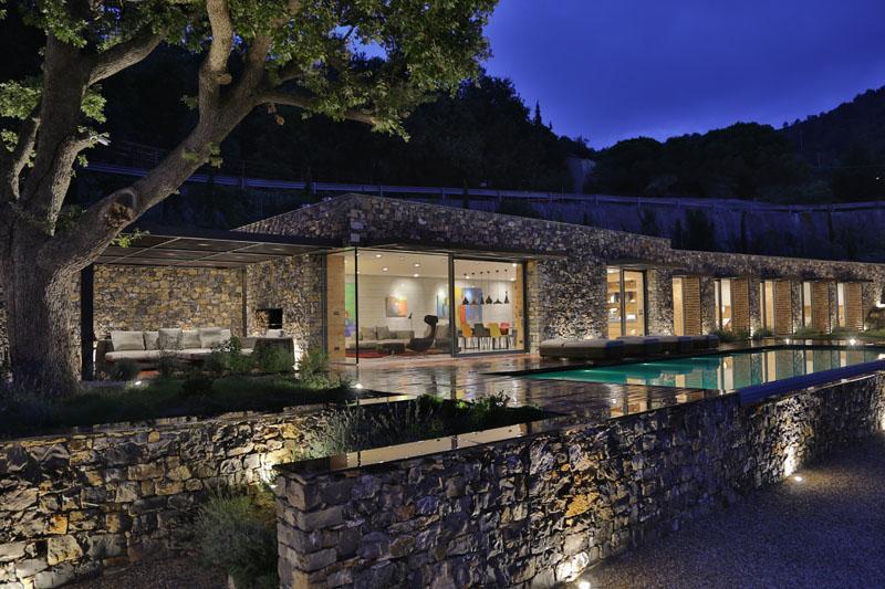 Villa N architecture