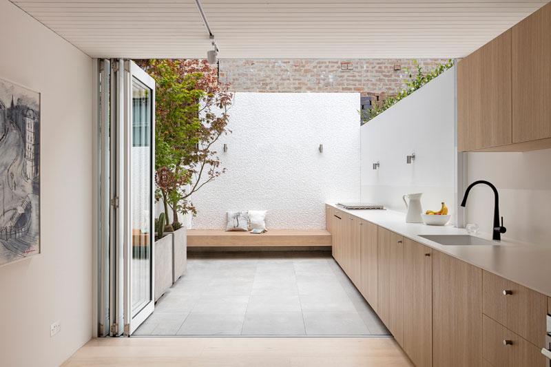 kitchen folding doors