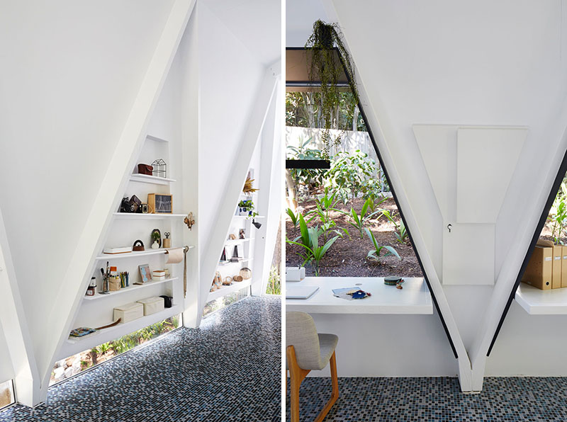 Studio Shed windows