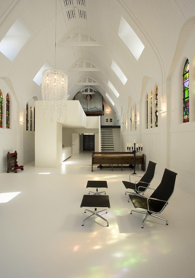 Living Chapel Utrecht