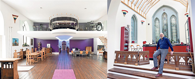 Restoring Heritage Properties