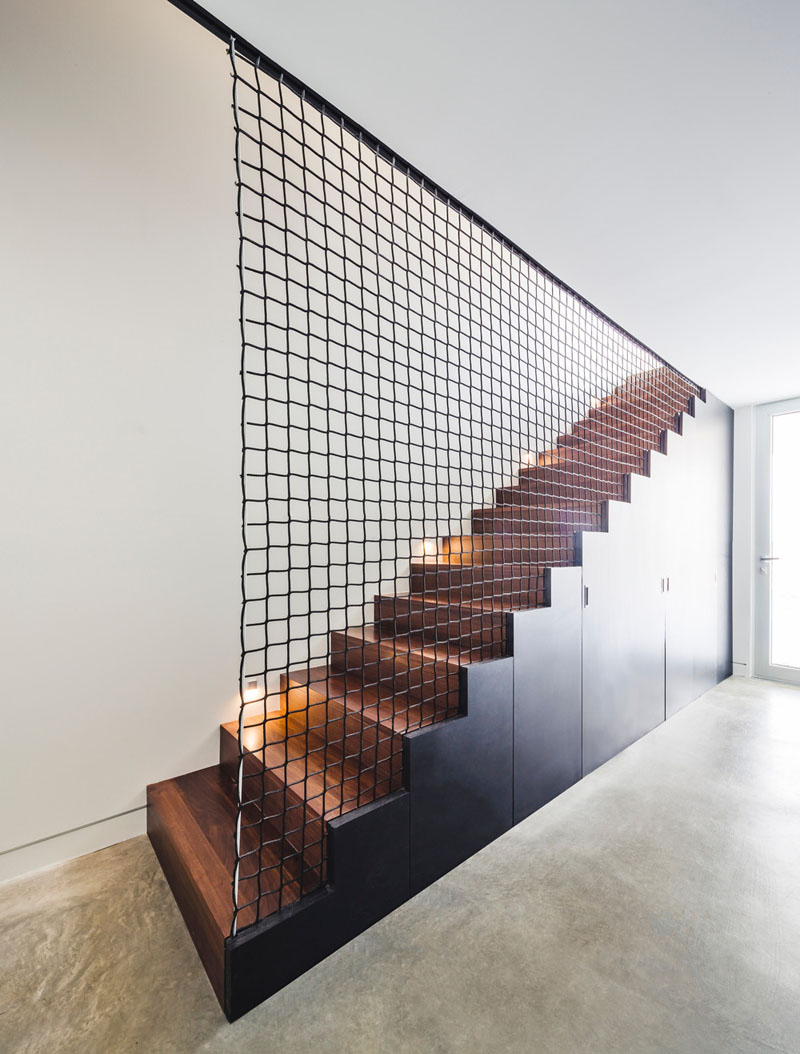 Le Nook stairs