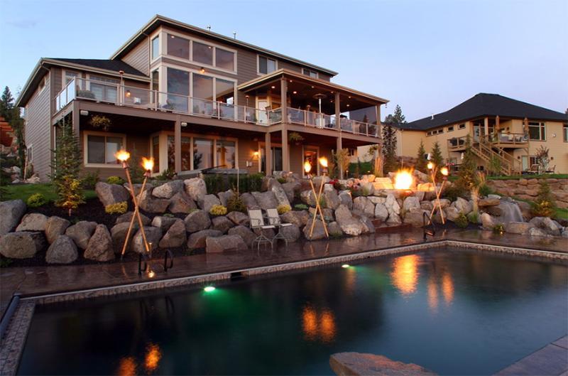 Spokane Hillside Paradise
