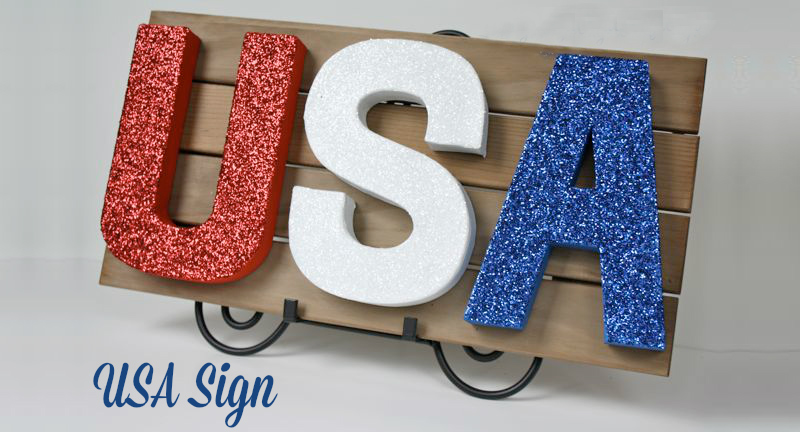 DIY Memorial Day Decor