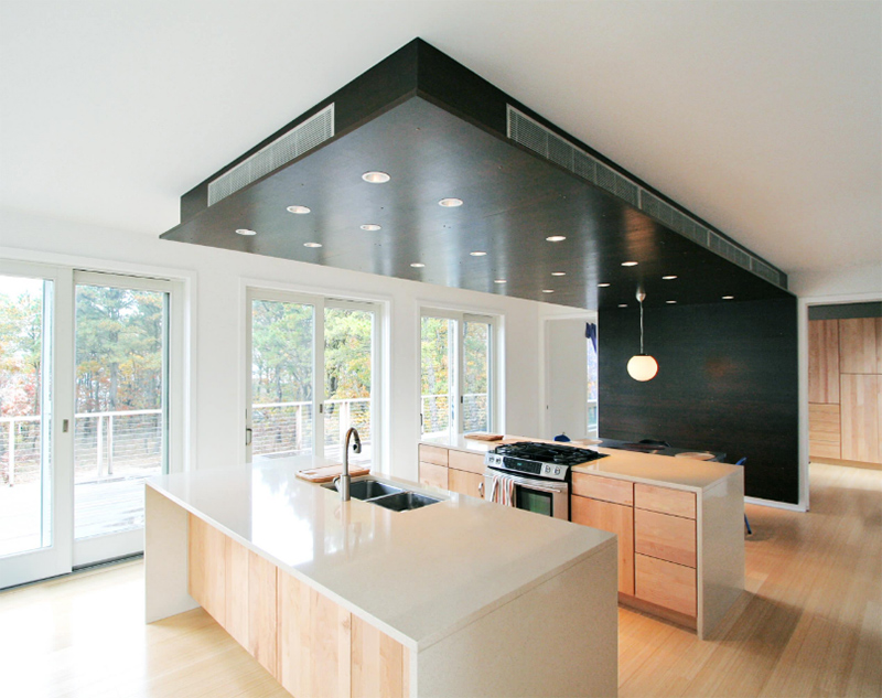 Peconic Bay House Kitchen